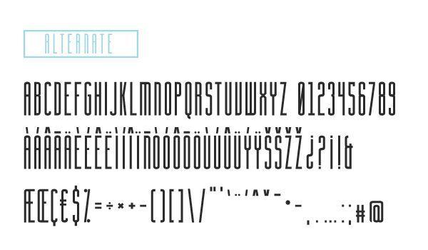 Бесплатный шрифт Facunda