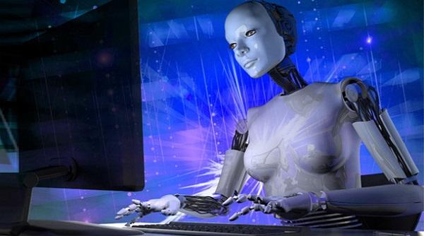 Иллюстрация к статье: Человек + Искусственный интеллект = Будущее интернет-маркетинга