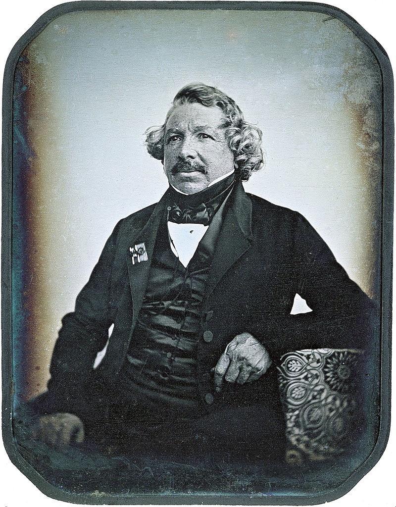 Луи Дагер
