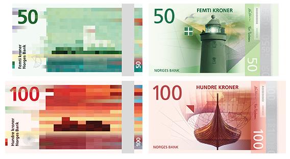Иллюстрация к статье: 19 примеров дизайна купюр из разных уголков мира