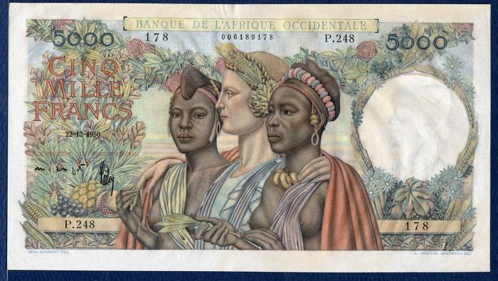 Французская Западная Африка