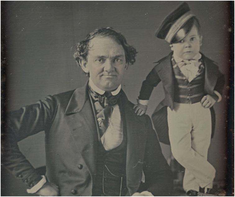 Чарльз Стрэттон: «Генерал Мальчик-с-Пальчик»