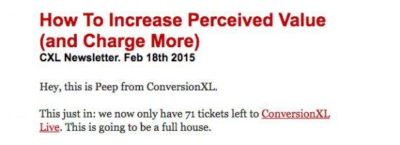 15. ConversionXL Live