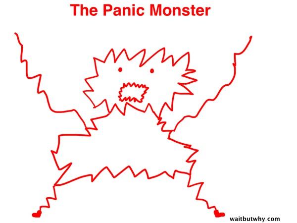 Panic Monster