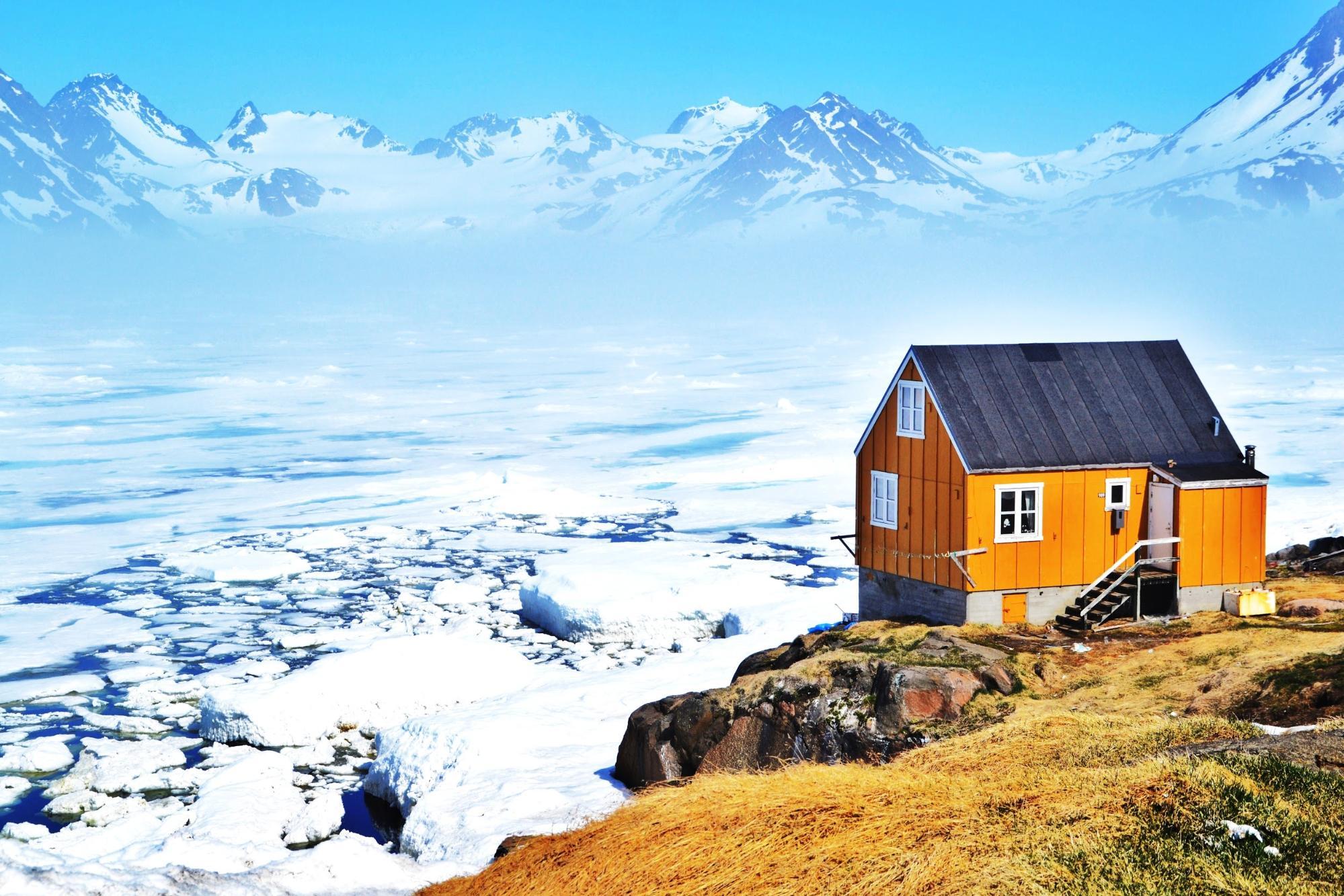 Иллюстрация к статье: Как насчет Гренландии?
