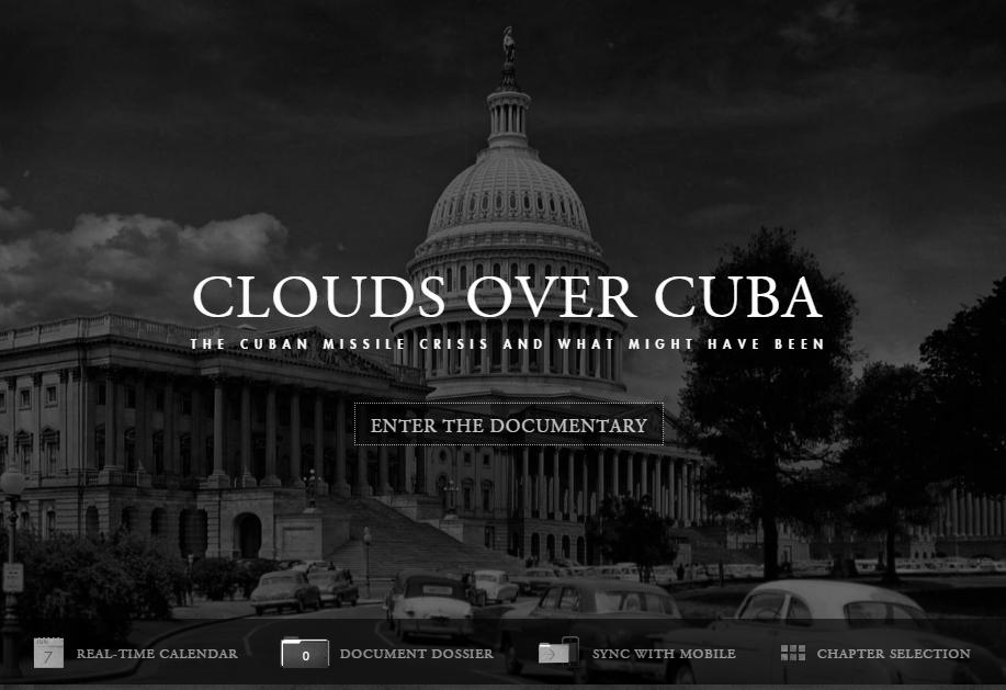 10. Clouds over cuba
