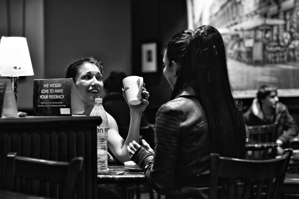 Иллюстрация к статье: Хватит ломать голову над UX. Лучше проведите кофе-шоп тест!