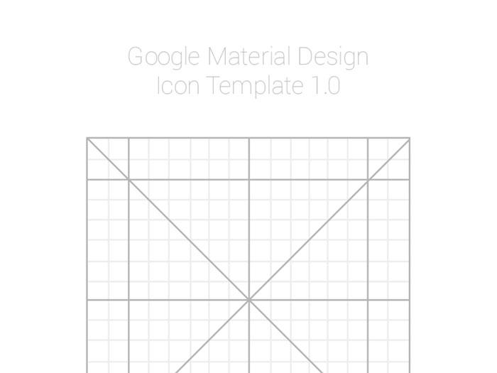 https://dribbble.com/shots/1616548-Google-Design-Icon-Template