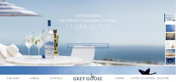 36. Grey Goose
