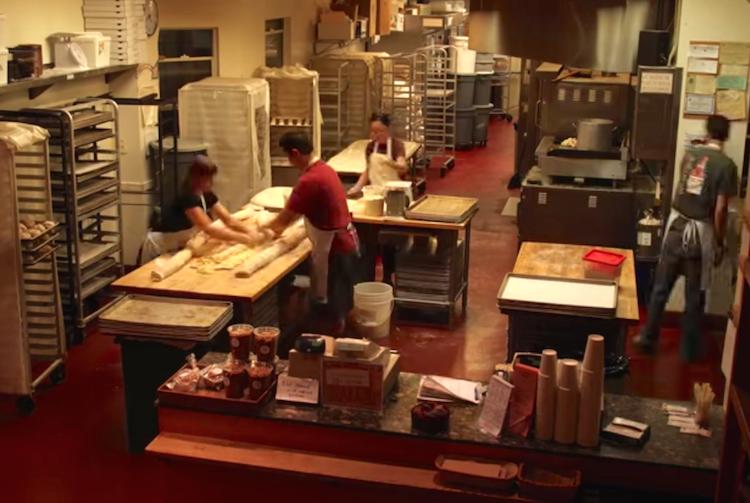 Пекарня Арисменди