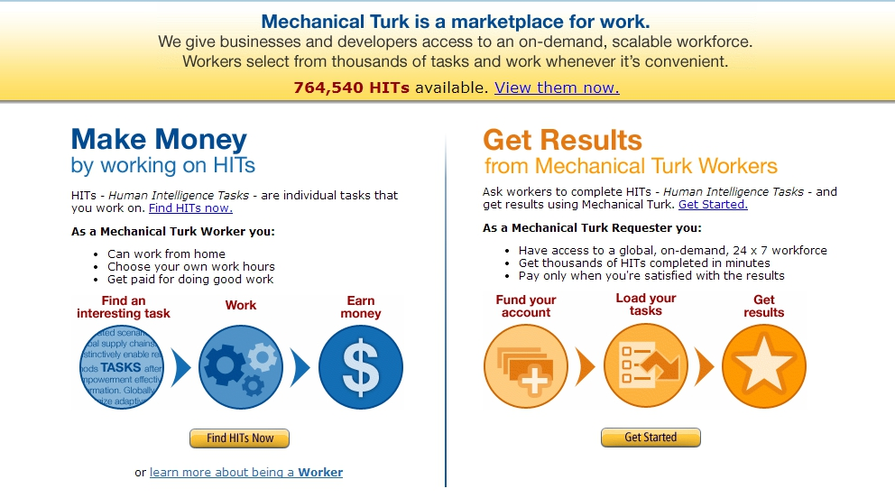 Может ли «Механический Турок» Amazon служить во благо науки?