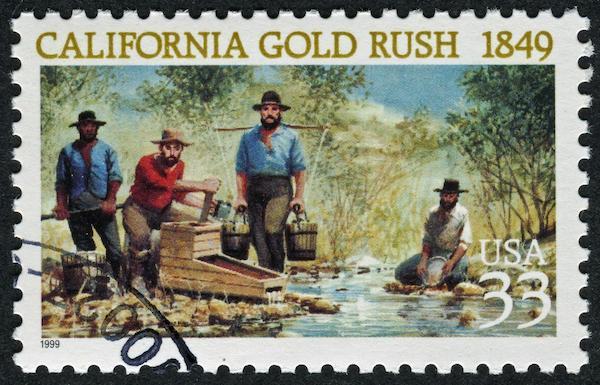 Калифорнийская золотая лихорадка: как на самом деле зарабатывались огромные состояния