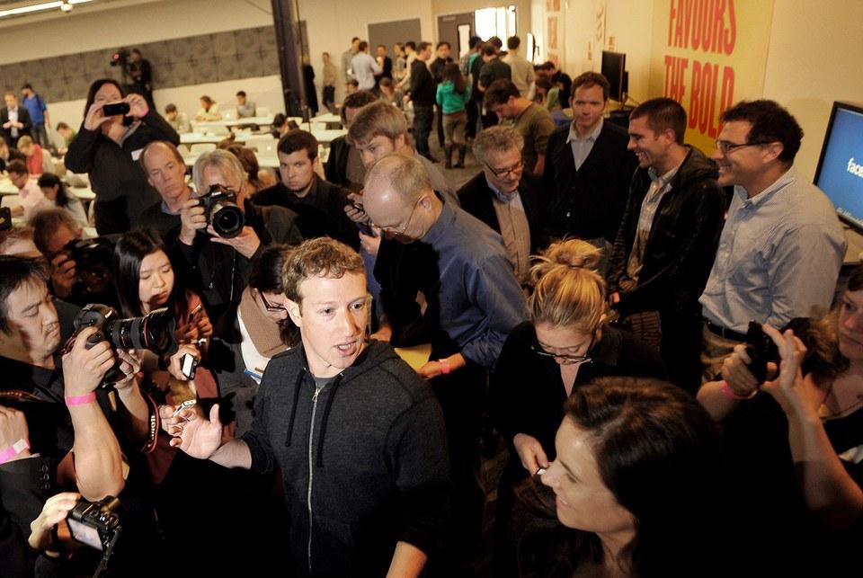 Иллюстрация к статье: Сказ о том, как Цукерберг победил в войне с Google+