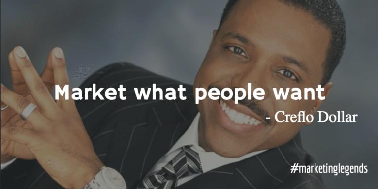 21. Рынок – то, что хотят люди
