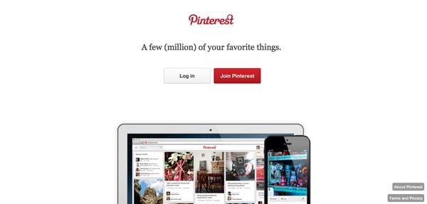 17. Pinterest