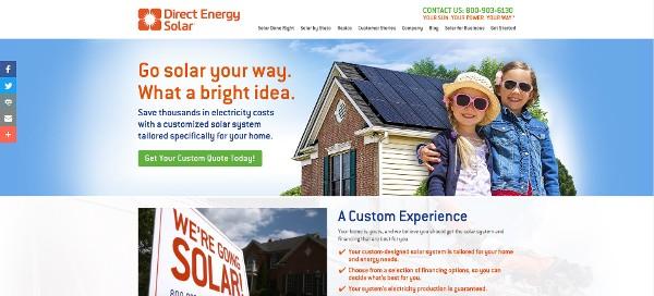 29. Direct Energy Solar