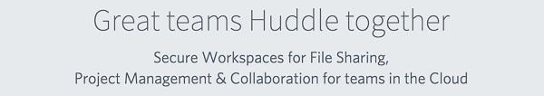 Пример: Huddle
