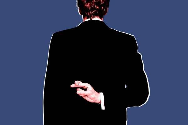 Иллюстрация к статье: Как распознать ложь? Советы психолога, который знает все о допросах