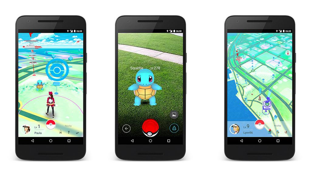 Иллюстрация к статье: Pokemon Go как инструмент маркетинга