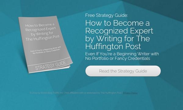 Как стать экспертом в написании материалов для Huffington Post