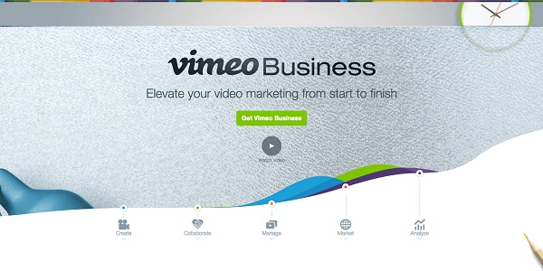 Vimeo Business