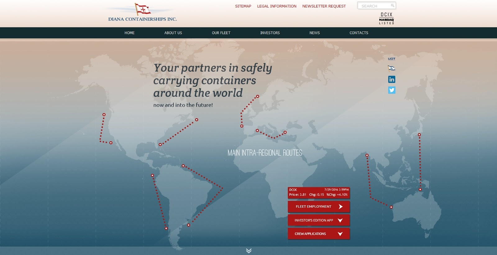 Diana Containerships