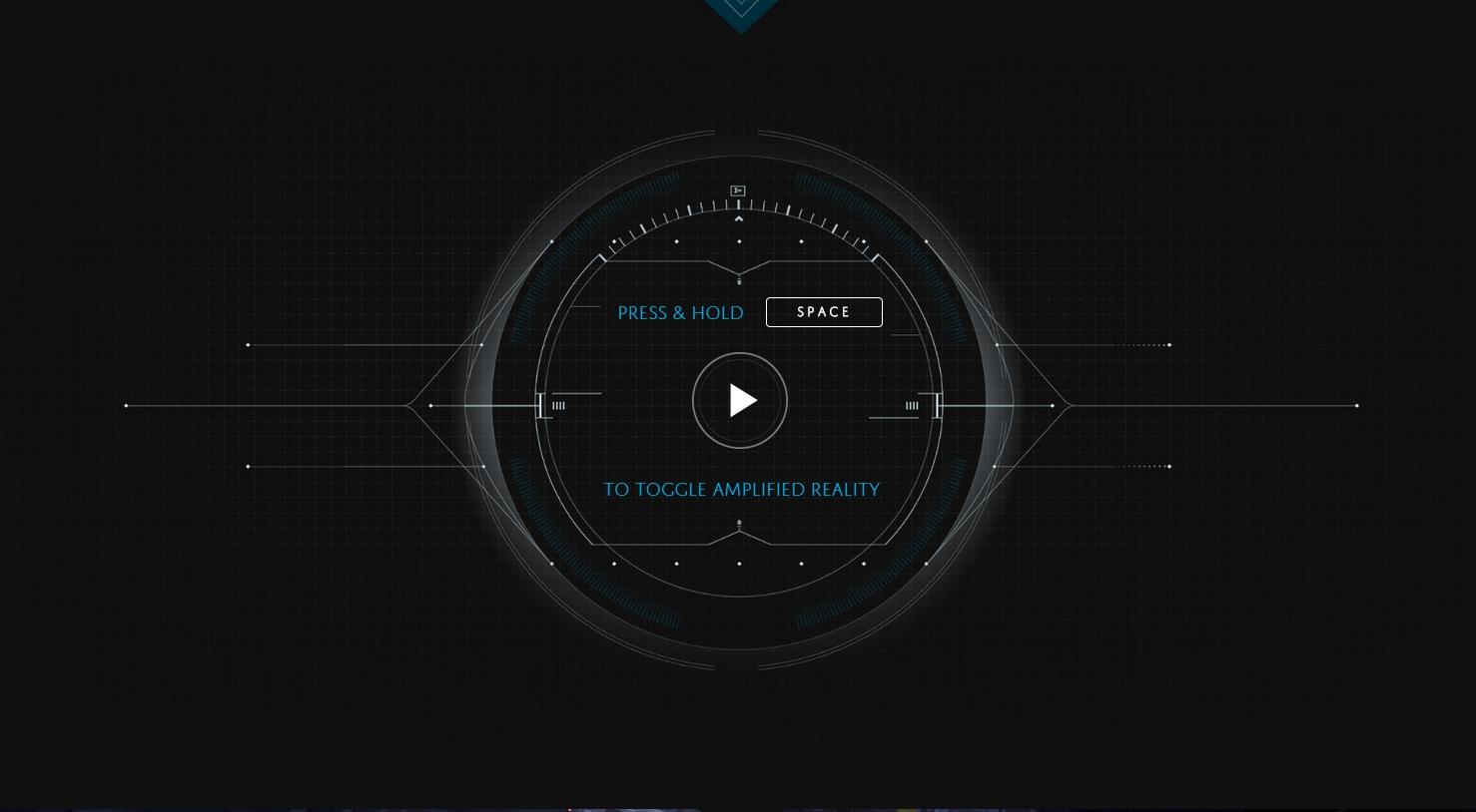 Миниатюра видео на промо-сайте космической стратегии Endless Space 2