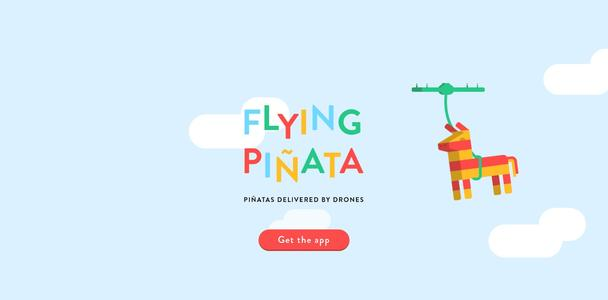 Flying Piñata