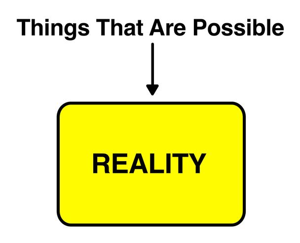 поле реальности