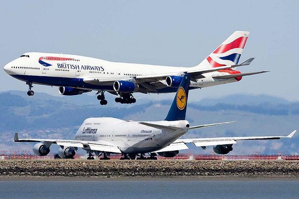 Иллюстрация к статье: Как British Airways  оптимизируют конверсию?