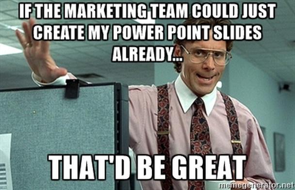 Иллюстрация к статье: Почему продажи и маркетинг не ладят между собой?