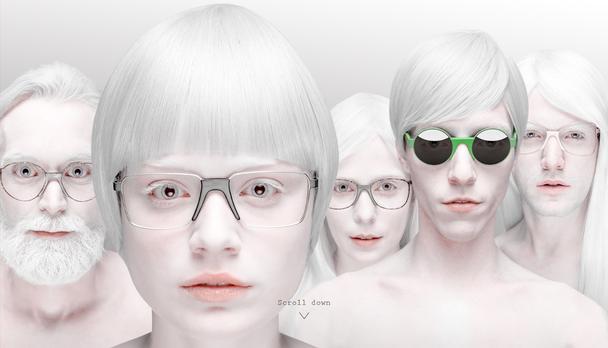 Белое каление Andy Wolf Eyewear
