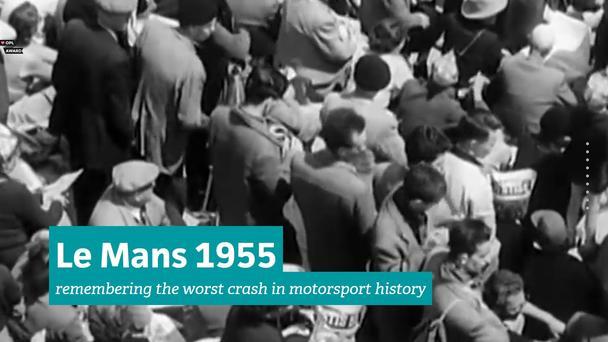 В память о Ле-Мане 1955