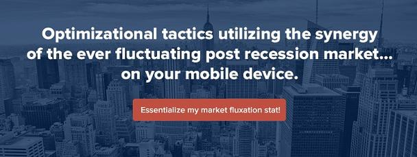 «Тактики оптимизации, использующие синергизм флуктуирующего рынка посткризисного периода ... на вашем мобильном устройстве»