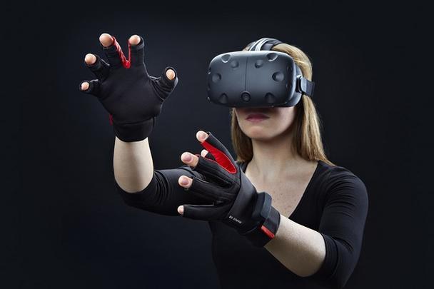 Один из концептов того, как мы будем управлять виртуальностью