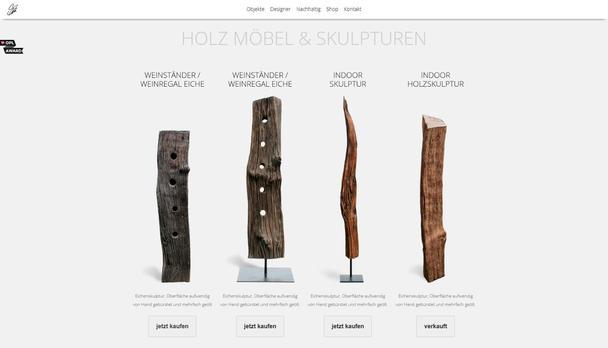Дизайнерские скульптуры Даниэля Шу