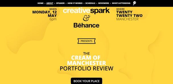 Профессиональное рецензирование профилей Behance в Манчестере