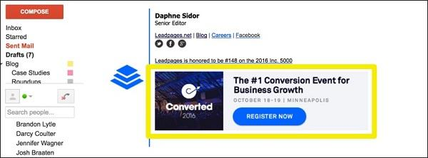 Конференция Converted 2016: «Событие №1 для роста бизнеса. 18-19 октября, Миннеаполис. Зарегистрироваться сейчас»