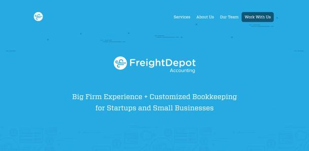 Freightdepotaccounting