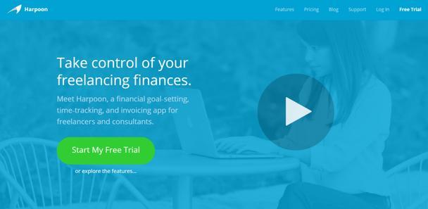 Иллюстрация к статье: 8 примеров лендингов для финансового сектора