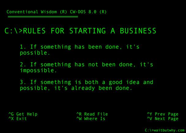 С:\> Правила открытия бизнеса