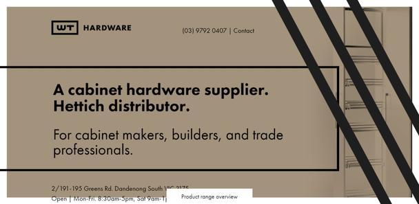 WT Hardware