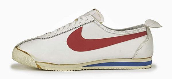 Анатомия беговой обуви (Nike Cortez)
