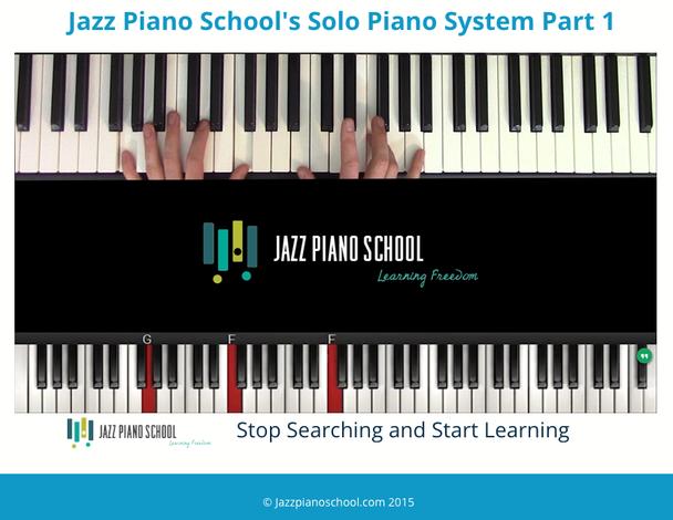 Реклама курса игры на фортепиано от школы Jazz Piano School. Вам тоже захотелось «поиграть»?