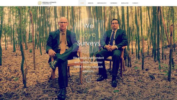 Корпоративный консалтинг Keegan & Donato