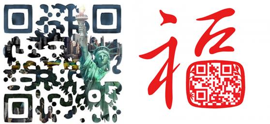Художественные QR-коды добавляют контекстуальный флер лишенному смысла изображению