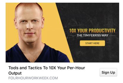 Увеличьте свою продуктивность в 10 раз, прибегнув к методам Тима Фэрриса