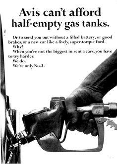 Avis не может позволить себе полупустые бензобаки.