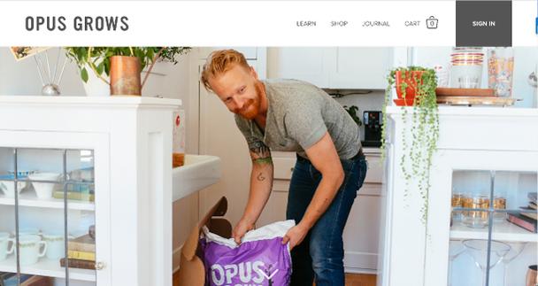 Opus Grows