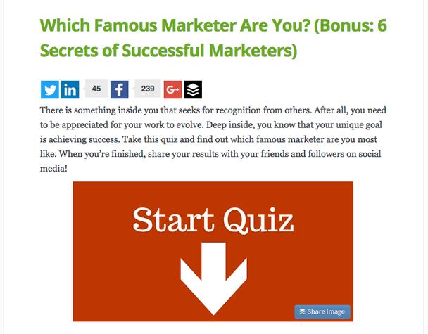 Викторина: кто вы из известных маркетологов? Бонус: 6 секретов успешных маркетологов.